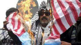 Foto: Protes Keputusan Trump soal Yerusalem