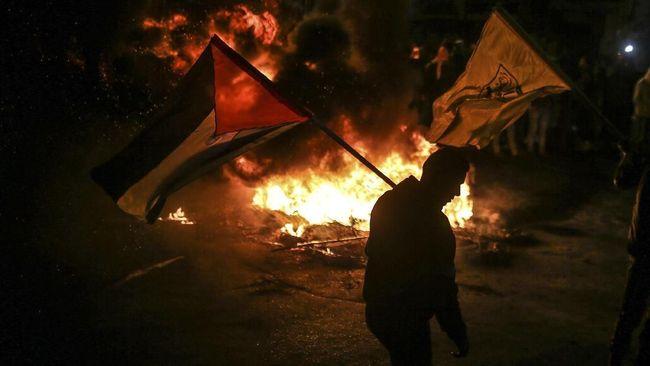 Dua Warga Palestina Ditembak Mati Tentara Israel di Gaza