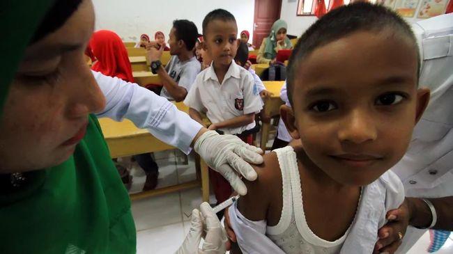 Mengenal Difteri, Wabah yang Merebak di 11 Provinsi