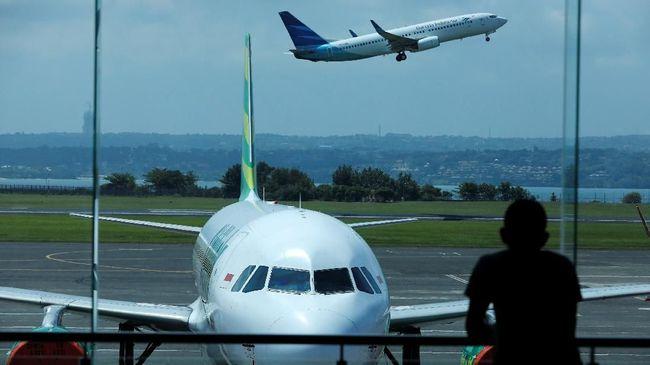Bandara I Gusti Ngurah Rai Dibuka Kembali