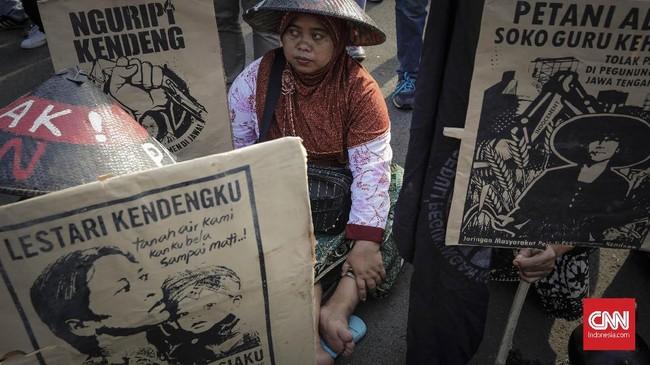<p>Termasuk hari ini, sudah 517 'ritual Kamisan'digelar di depan Istana Kepresidenan, Jakarta.(CNNIndonesia/Adhi Wicaksono)</p>