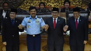 Fadli Zon Minta Marsekal Hadi Tidak Terlalu Berpolitik