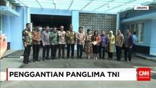 Marsekal Hadi Undang Anggota Komisi I DPR Sarapan Bersama