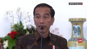 Jokowi Minta Petani Jadi Lebih Modern Agar Dapat Untung Besar