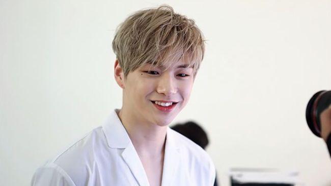 Kang Daniel Khawatirkan Kesuksesan Wanna One