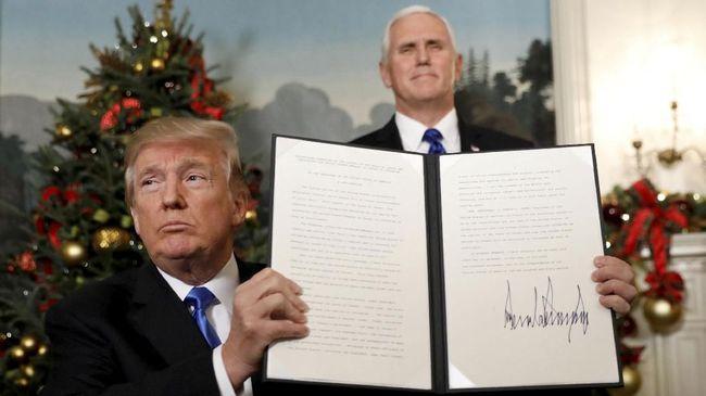 Soal Yerusalem, DPR Minta Hubungan dengan AS Ditinjau Ulang