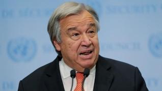 Sekjen PBB Ungkap Empat Usulan Lindungi Rakyat Palestina