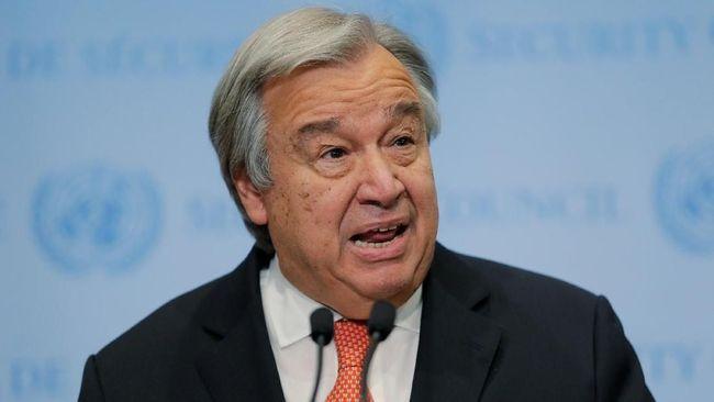 Iran Minta PBB Tekan AS untuk Hapus Sanksi terhadap Menlu