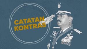 Tujuh PR Calon Panglima TNI Hadi Tjahjanto