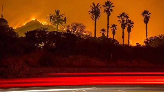 Ratapan Para Pesohor Hollywood Korban Kebakaran California