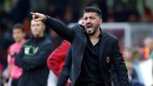 Gattuso: Penentu Kemenangan Milan Lebih Baik Dibanding Saya