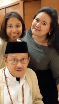 Jadi Cucu B.J. Habibie, Putri Habibie Pernah Dicemooh
