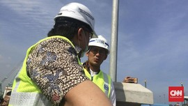 Sandiaga Kantongi Data Banjir, Jembatan Merah Paling Rawan