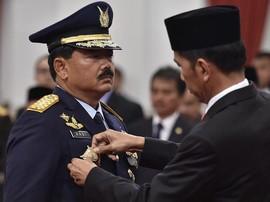 Panglima TNI: Calon KASAU Masih Proses