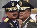 Politikus PDIP: Mutasi TNI Tak Perlu Adu Hadi dan Gatot