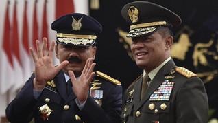 Cepat Gelar Sertijab, Gatot Nurmantyo Tak Ingin TNI Gamang