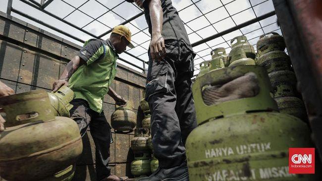 Elpiji Melon Langka, Warga Ponorogo Gelar Aksi Protes