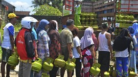 DPR Usul Distribusi LPG 3 Kg <i>By Name By Address</i>