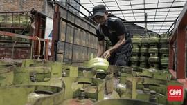 Penyaluran LPG 3 Kg Diramal Bakal Lampaui Kuota APBN