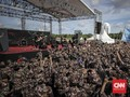 FOTO: Semangat Bela Negara di Apel Kebangsaan FKPPI