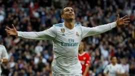 Mbappe Enggan Bersaing dengan Ronaldo