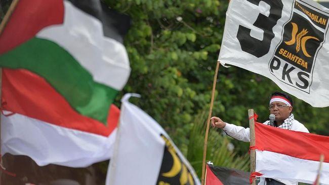 PKS-PDIP Mesra di Sukabumi Jelang Pilkada 2020