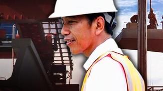 Pertaruhan Jokowi dalam Proyek LRT