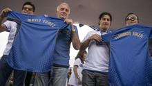 Persib Bandung Resmi Putus Kontrak Mario Gomez