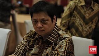 Airlangga Siap Dicopot dari Menteri Demi jadi Ketum Golkar