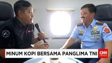 Minum Kopi Bersama Panglima TNI