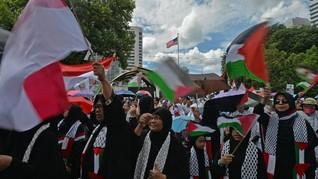 Tokoh Lintas Agama Serukan Perjuangan Kedaulatan Palestina