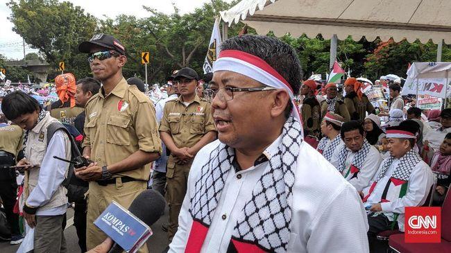 Presiden PKS Apresiasi Langkah Pemerintah soal Yerusalem
