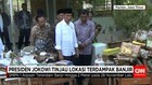 Jokowi Tinjau Lokasi Bencana di Pacitan