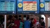 Metode-metode pembelajaran khusus yang diterapkan di Desa Bahasa Borobudur membuat belajar berbahasa menjadi lebih gampang dan menyenangkan. (ANTARA FOTO/Sigid Kurniawan)