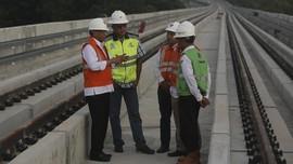 Bappenas Sebut Empat Daerah Usul Bangun LRT