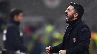 Gattuso Resmi Jadi Pelatih Napoli