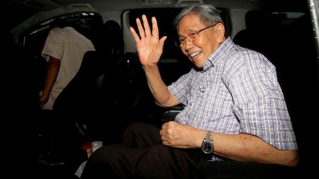 Kwik Kian Gie Ditempatkan di Tim Pakar Prabowo-Sandi