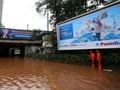 Tergenang Air, Terowongan Dukuh Atas Tak Bisa Dilintasi