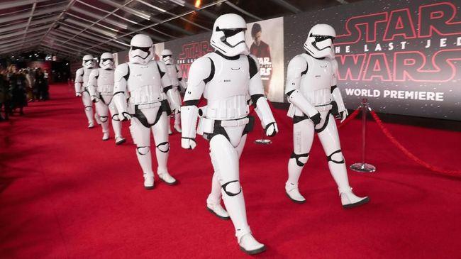 Bos Marvel Kevin Feige Bakal Kembangkan 'Star Wars'