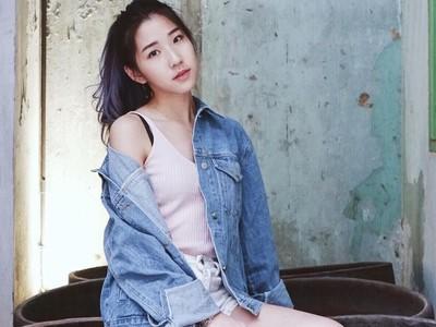 Pesona Hazel Chen, Penjual Minuman Cantik yang Viral dan Sukses Jadi Model