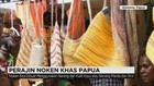 Perajin Noken Khas Papua