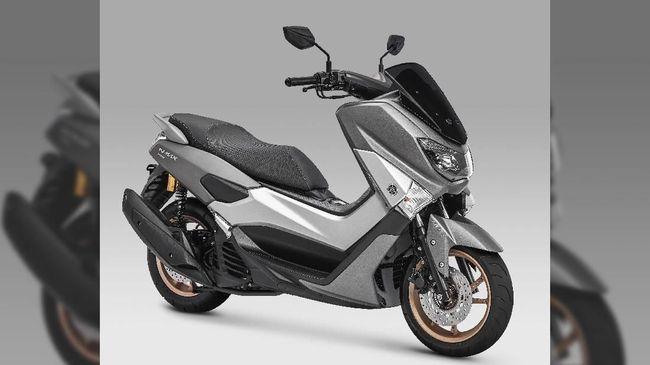 Yamaha Bersiap Boyong Nmax 2018 Dengan Sedikit Perubahan