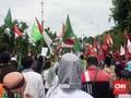 Polisi Lakukan Rekayasa Lalu Lintas Aksi Bela Palestina 1712