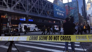 Mengaku ISIS, Tersangka Teror New York Ingin Balas Israel