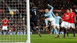 Rapor Kandang Manchester United Buruk di Derby Manchester