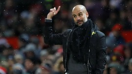 Guardiola Anggap Markas Man United Tak Lagi Menakutkan