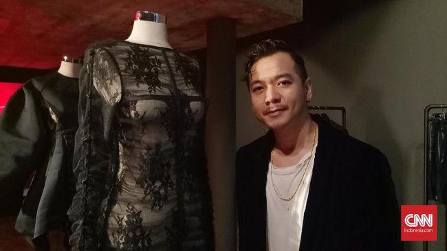 Desainer Harry Halim Usung 'Sisi Gelap' Paris ke Jakarta