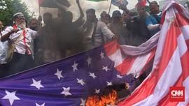 Polisi Imbau FPI Tak Anarkis Berdemo di Kedubes AS