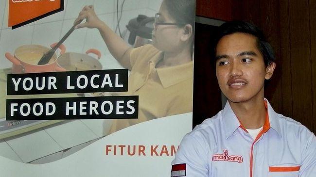 Kaesang Jokowi Kenalkan 'Madhang' di Yogyakarta