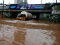 Netizen Laporkan Banjir di Kuningan Hingga Sudirman